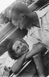 "William ""Bill"" Foxworth King ('51) and Eugenia McKinney ('52)"