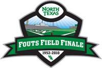 Fouts Field Finale logo