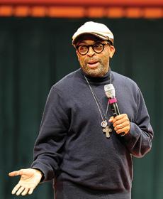 Spike Lee (Photo by Michael Clements)