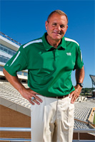 Dan McCarney (Photo by Gary Payne)
