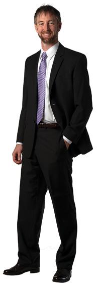 Matthew Eshbaugh-Soha (Photo by Gary Payne)