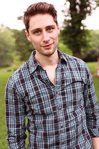 Daniel Rowan (Photo by Poppy Carter)