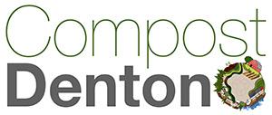 Compost Denton logo