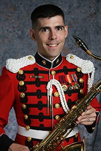 Gunnery Sgt. Greg Ridlington