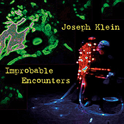 Improbable Encounters CD cover