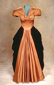 Texas Fashion Collection, designs by Charles James.