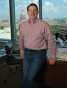 Brian D. Sweany ('94) (Photo by Ahna Hubnik)
