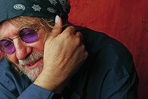 Ray Wylie Hubbard (Photo by Todd Wolfson)