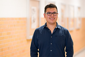 Roberto Aguilar (Photo by Gary Payne)