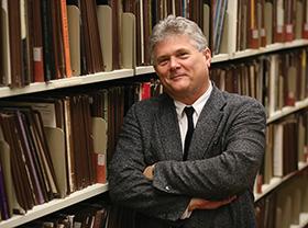 Robert Darden ('78 M.J.) (Photo courtesy Baylor University)