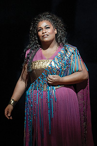 Latonia Moore (Photo by Cory Weaver/Metropolitan Opera)