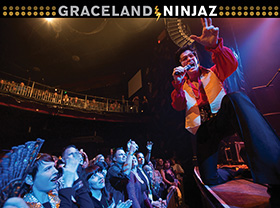 Graceland Ninjas (Photo by Glen Hadsall)