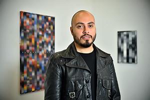 Arthur Peña ('08) (Photo by Michael Clements)