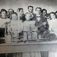 UNT 1901 physics class