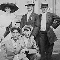 1910 students