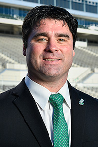 Seth Littrell (Photo by Michael Clements)