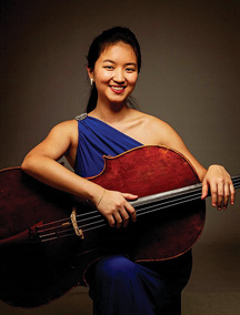 Grace Ho ('10) (Photo by Aikuang Son)