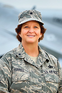 Dawn Ferrell ('02 Ph.D.) (Photo by Michael Clements)