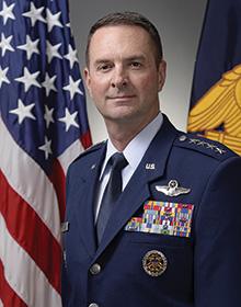 Gen. Joseph L. Lengyel ('81) (Photo by Andy Morataya)