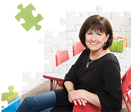 Lori Sekhon ('83, '85 M.S.) is a speech-language pathologist with her own practice, Lori Sekhon Speech and Language Services, in Dallas, which serves individuals with autism.