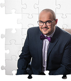 Pablo Juárez ('00) is director at the Treatment and Research Institute for Autism Spectrum Disorders at the Vanderbilt Kennedy Center in Nashville.
