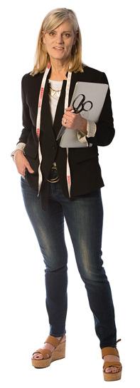 Janie Stidham (Adriana Salazar)