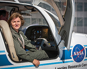 Lesa B. Roe, former acting deputy administrator for NASA, was appointed the UNT System chancellor in August (Photo courtesy of NASA)