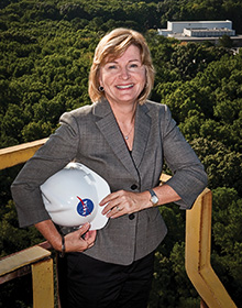 Lesa B. Roe (Photo courtesy of NASA)