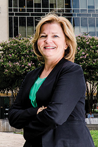 Lesa B. Roe (Photo courtesy of UNT System)
