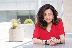 Nada Shabout (Photo by Ahna Hubnik)