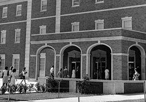 Student Union Building, 1965
