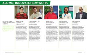 Alumni innovators