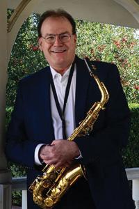 Dan Higgins ('77) (Photo by Dustin Higgins)