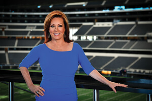 Kelli Finglass ('89) (Photo by Michael Clements)