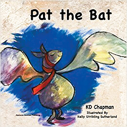 Pat the Bat book cover