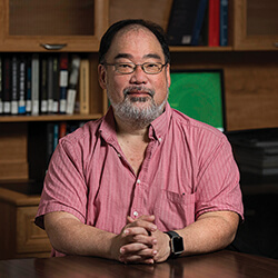 John Ishiyama (Photo by Ahna Hubnik)