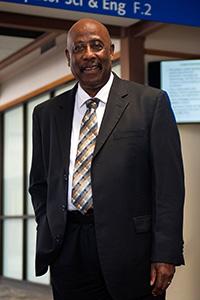 Willie Barber ('77 M.S.)