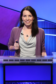 Catherine Whitten (images courtesy of Jeopardy! Productions)