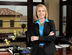 Jennifer Fadden (Photo by Michael Clements)