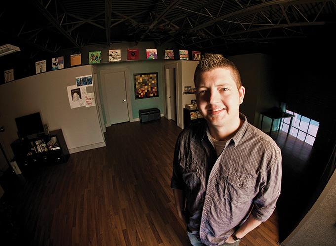 Ken McGill ('05) (Defacto Sound)