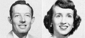 Don January ('53) and Pat January ('53)