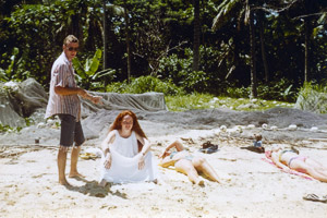 Max Raymond ('76) and Priscilla Langston ('77)