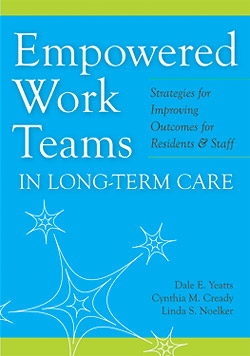 Empowered Work Teams book cover