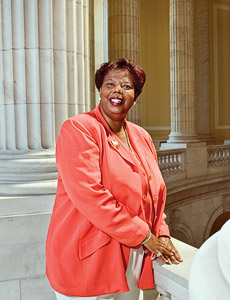 Lorraine C. Miller (Photo by Susana Raab 2009)