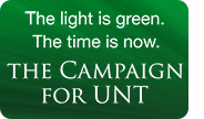 The Campaign for UNT