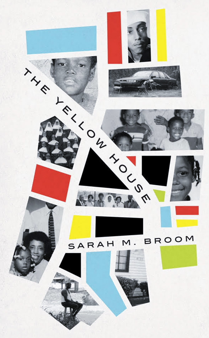 The Yellow House book cover