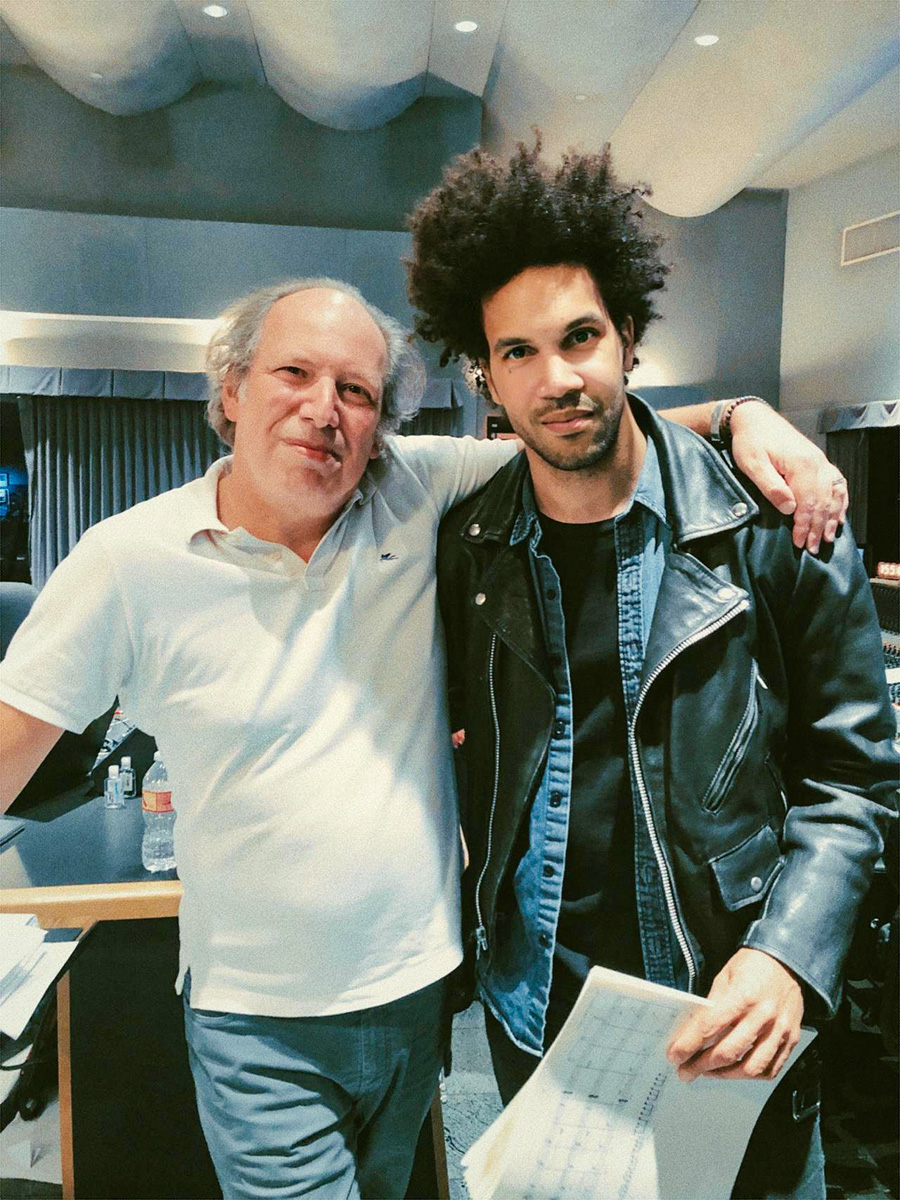 Hans Zimmer and Scott Tixier