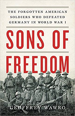 Book cover for Sons of Freedom
