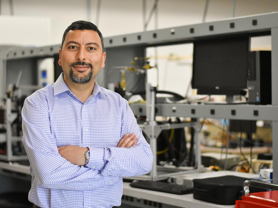 Huseyin Bostanci - Associate Professor of Engineering Technology
