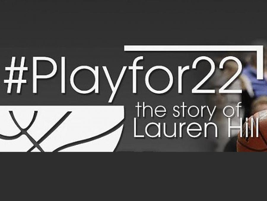 <p>#Playfor22, the story of Lauren Hill</p>